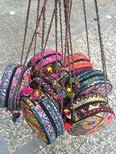 Gypsy Bag, Teenage Dirtbag, Boho, Hippy, Clutch Purse, Textiles, Tote Bag, Purses, Chennai