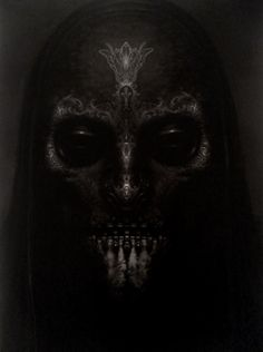 Harry Potter Death Eater Mask, I saw the original painting in London. Possible new tattoo?