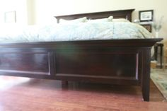 Bed we are going to build. <3