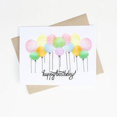 Happy Birthday Greeting Card at Simple Perks