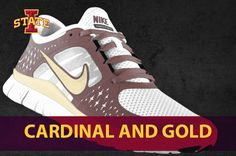 These would top off the shoe collection like none other! #CycloneFBCountdown