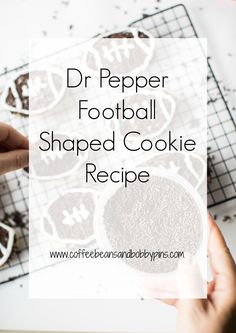 Dr Pepper Cookie Rec
