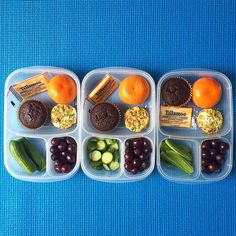 Each of my daughters put together her own lunch! - with #EasyLunchboxes