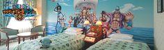 ワンピース ルーム -One Piece Room-  @ホテルアムステルダム