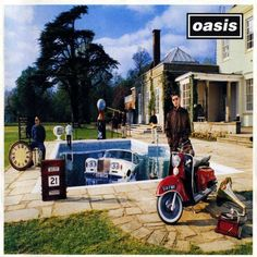 Oasis – 'Be Here Now (Deluxe Reissue)' (Oct 7):  You know this one: it's been out almost 20 years. But now it's got B-sides, rare and unreleased Oasis tracks, and Noel Gallagher's 2016 remix of 'D'You Know What I Mean?'. Ideal.