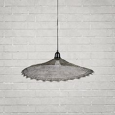 Shop the Zinc collection at Arhaus. Powder Room Pendant