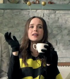New trending GIF on Giphy. ellen page hello hi flirting bee hola sup hai. Follow Me CooliPhone6Case on Twitter Facebook Google Instagram LinkedIn Blogger Tumblr Youtube