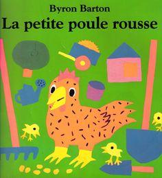 Faire du pain en classe à la manière de la petite poule rousse et l'expliquer dans le cahier de vie
