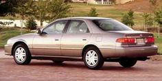 Toyota Camry 1997-2001 Workshop manual download
