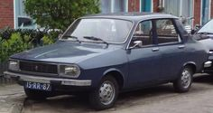 Renault 12TS - reminds me of my favourite uncle.