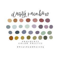 Create Color Palette, Colour Pallete, Colour Schemes, Color Combos, Color Palettes, Rainbow Palette, Rainbow Colors, Color Balance, Balance Design