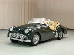 Triumph TR3 1962                                                                                                                                                                                 More