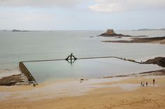 Portfolio   Bretagne et Normandie   Piscine d'eau de mer