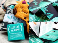 Ööloom Sleeping Masks on Packaging of the World - Creative Package Design Gallery
