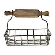 Rolling Pin Basket