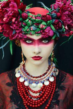 Atrévete e inspirate a maquillarte artísticamente – La voz del muro
