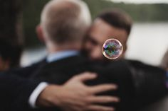 bubble, wedding, Nordic (photo by Jonas Peterson)