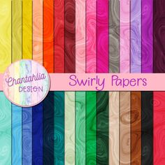 36 Colour Set Archives - Page 4 of 8 - Chantahlia Design Free digital papers in swirly designs. Use them in your digital scrapbooking or other digital desig Digital Scrapbooking Freebies, Digital Scrapbook Paper, Digital Papers, Book Crafts, Paper Crafts, Paper Bead Jewelry, Paper Beads, Digital Paper Free, Handmade Invitations