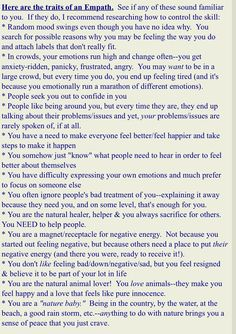 Are you an Empath? This isn't bad, except for the moodiness part. Although studying the Ohso is great for balancing this, especially when it comes to sorting out others moods and emotions.