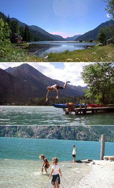 American Summer 1:  Lake Chelan, Washington--a great little American lake town.