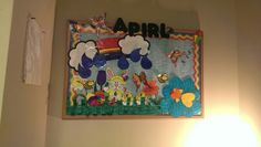 April board created by me