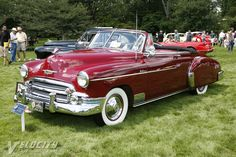 My other dream car, 1950 Chevrolet Deluxe Drop top!