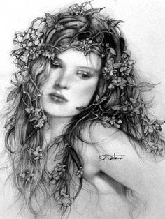"Girl portrait by arantzasestayo on deviantART                    +""""PIRATE WOMAN""""+"