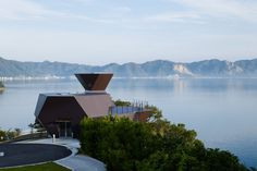 Musée d'architecture Toyo Ito à Imabari-shi, Ehime, Japon (2006-2011)