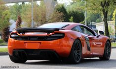 New & Used McLaren for sale in Canada Mclaren For Sale, Mclaren 12c, Mp4 12c, Exotic Art, Car Images, Love Car, All Cars, Supercars, Luxury Cars