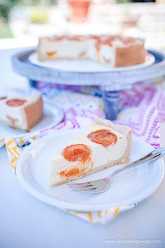 Aprikosenkäsekuchen - Life Is Full Of Goodies
