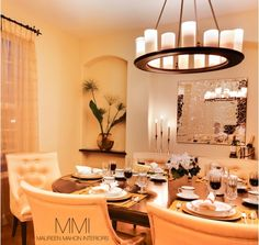 Formal Dining Room - Home and Garden Design Ideas