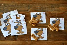 """""""Feed the Dog"""" Activity (from Sorting Sprinkles)"""