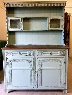 China Hutch by Vintage Charm and Restoration