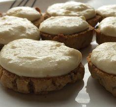 Lemon Lavender Shortbread with Cream Cheese Glaze | Everyday Life Magazine