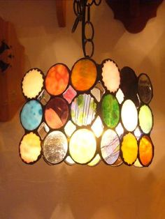 Lovely japanese stained glass