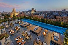 Las mejores #piscinas urbanas: cuando nadar es lo de menos