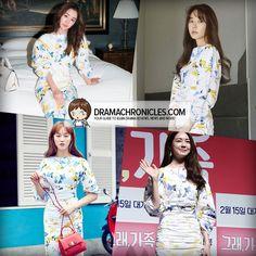 Who Wore It Better: Kim Tae Hee vs Yoon Eun Hye vs Lee Sung Kyung vs Lee Yo Won