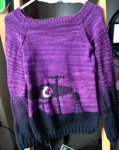 welcome to night vale knitted sweater - Google Search