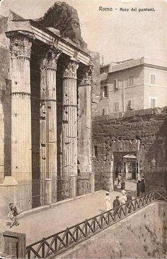 Foro di Augusto - Arco dei Pantani