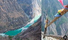 Three Parallel River National Park : Trekking Tiger Leaping Gorges — Miles of Happiness