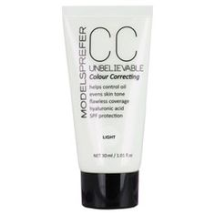 $16.99 Buy Models Prefer CC Unbelievable Colour Correcting Cream 30.0 ml - Priceline Australia - Don't remember paying that much for it... Must have been on special...