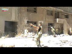 Guerra na Síria - O cerco aos terroristas da Al-Nusra em Layramoun, Aleppo