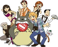 Totoro Times - Japan • Urbex • Adventures