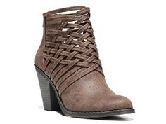 Fergalicious Weever Bootie IN TAUPE - probably need a size 9