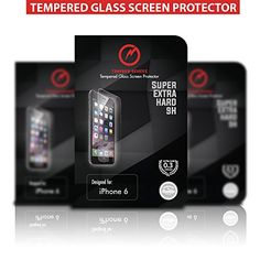 Tempered Glass Screen Protector for iPhone 6 (4.7 in) http://www.amazon.com/iPhone-4-7-Inches--Anti-smudges-Fingerprints/dp/B00Q5Y2F80/ref=sr_1_148?s=wireless&ie=UTF8&qid=1421532220&sr=1-148&keywords=iphone+6+tempered+glass+screen+protector