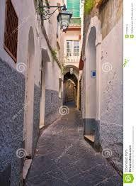 resultado de la imagen de la Isla de Capri en Italia Calles