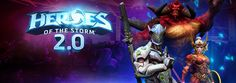 Heroes of the Storm 2.0 llega hoy