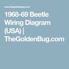 40 Vw Beetle Documents Ideas Vw Beetles Beetle Vw Bug