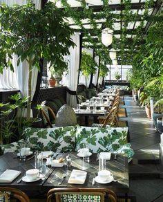 Restaurant in kas