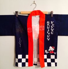 Vintage+Kimono+Child+2+t+Hello+Kitty+Sanrio+cotton++by+SuperFound,+$20.00